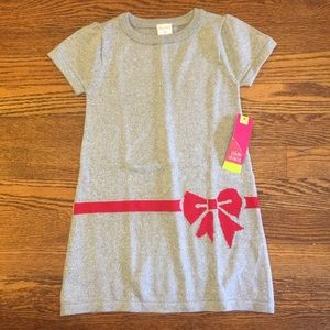 NWT Christmas Holiday Dress 4Y